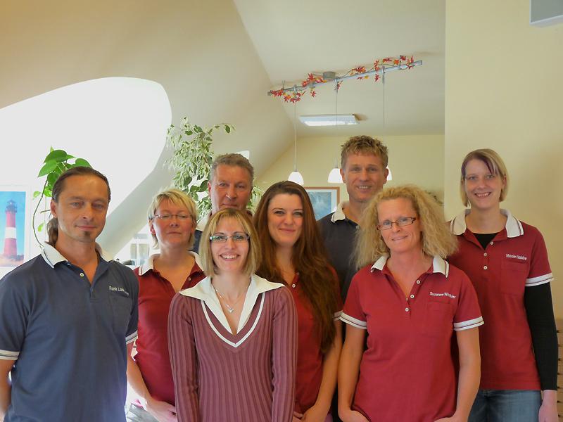 Physiotherapie in Cuxhaven - Das Team
