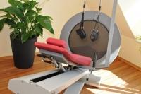 Physiotherapie in Cuxhaven - Der Tramp-Trainer
